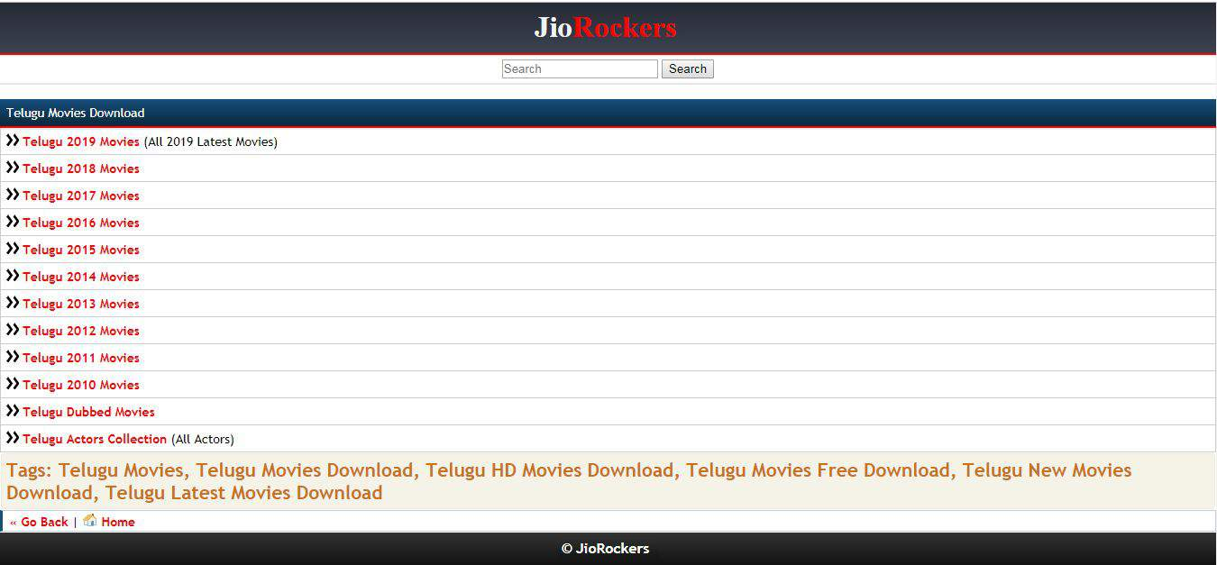 Jio Rockers Download Tamil Movies