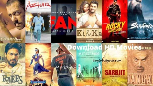 Latest Bollywood Movies Leaked by hdpopcorns