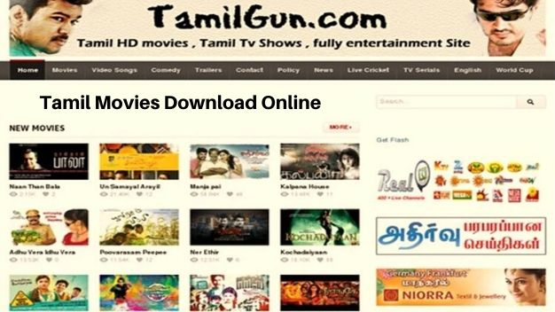 Tamilgun Download Tamil Telugu HD Movies in 2020