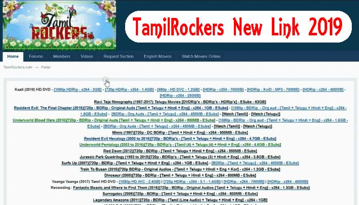 Tamilrockers-New-Link-Oct-2019