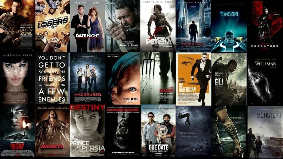 Best Hollywood Movies for Download