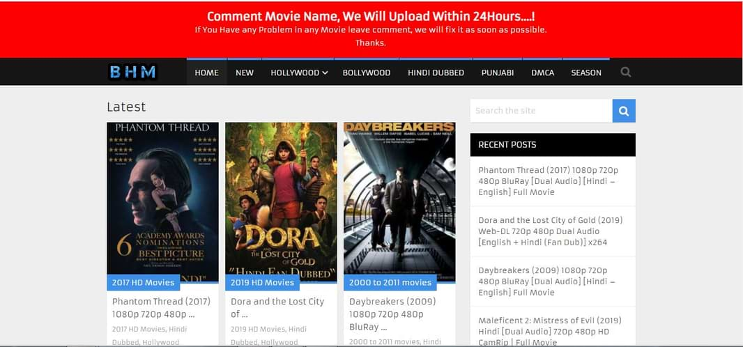 Download HD Movies Online