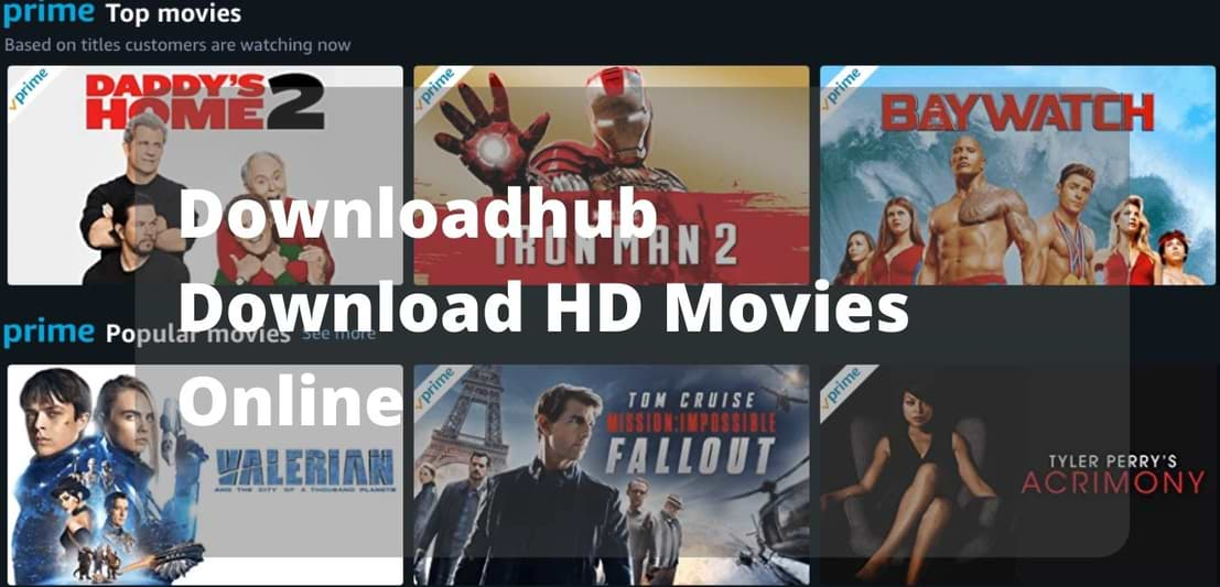Downloadhub HD Movies