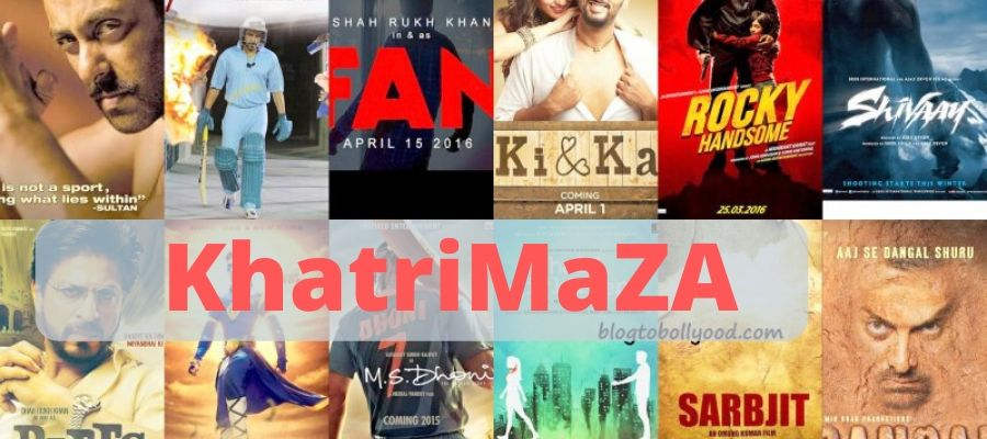 Khatrimaza Download Latest Bollywood Movies