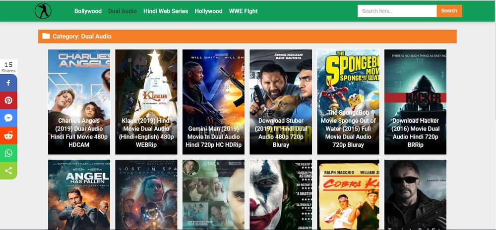 Movie Counter Download HD Movies Online