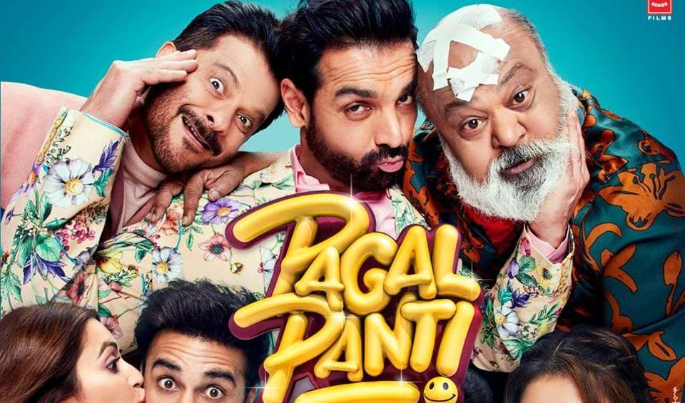 Pagalpanti Full Movie Download