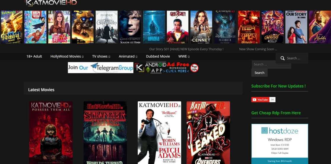 katmoviehd.nl Download HD Movies