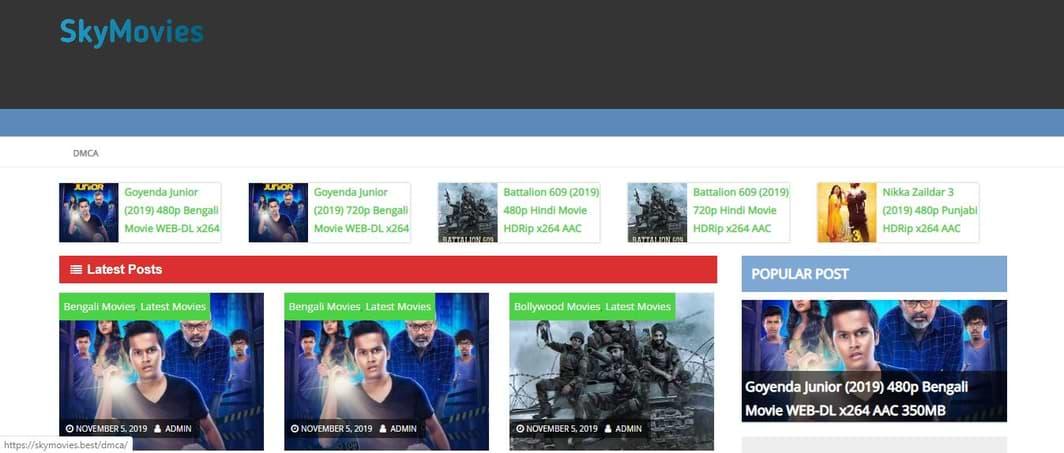skymovieshd.best Download Hollywood Movies