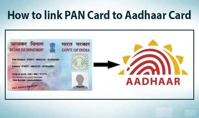 Link My PAN Card with Aadhaar