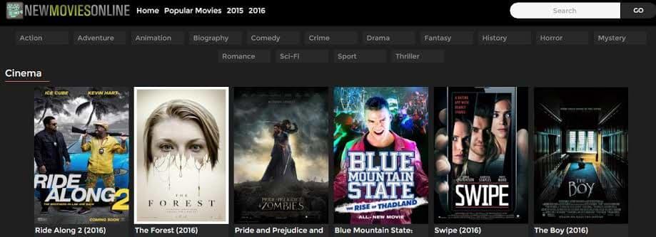 Online Movie Cinema