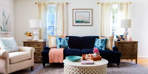 5 Home Decor Ideas For Living Room