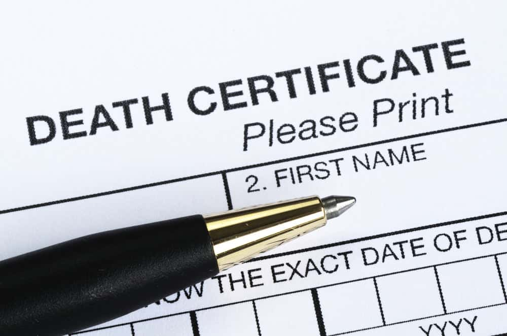 How to Applying Online for the Death Certificate?