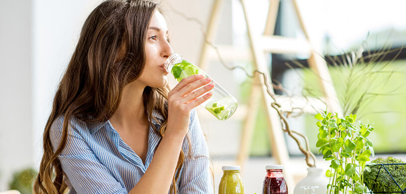 Switching to a Healthier Lifestyle with Detox Tea