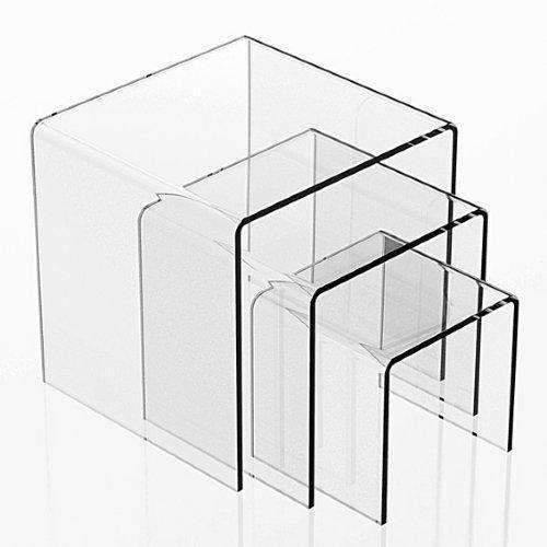 Acrylic Display Risers
