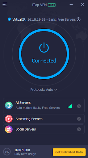 Why iTop VPN is recommended for Safe Surfing