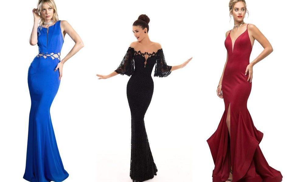 mermaid gowns on sale